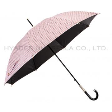 Ladies Stick Umbrella Windproof