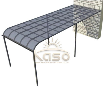 Terrace Awning Polycarbonate Canopy