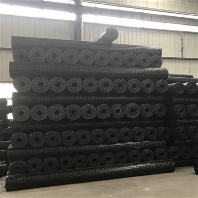 High Tensile Strength PP Biaxial Integral Geogrid
