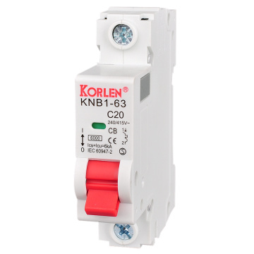 Low Voltage Miniature Circuit Breaker 415V Normal Type