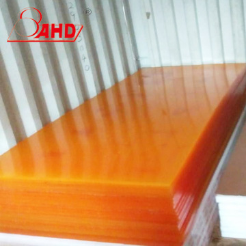 10mm 15mm 20mm PU Polyurethane Plate Sheet Board