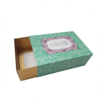 Cheap Handmade Drawer Style Soap Box With Tray