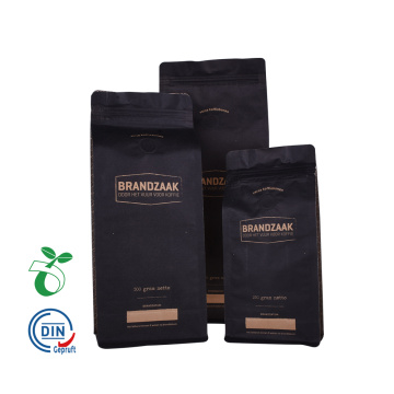 Compostable Food Grade Biodegradable Coffee Bags