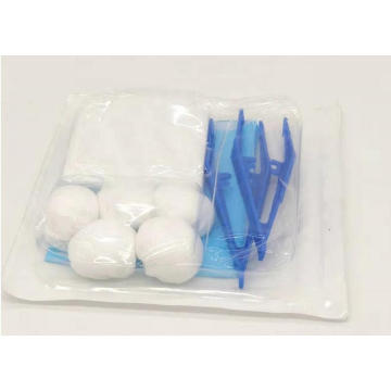 Disposable Medical Wound Care Kit Dressing Pack