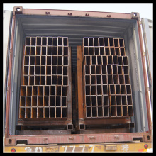 Thickness Wall Welded Square Steel Pipes