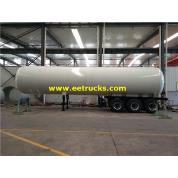 59.5m3 LPG Propane Transport Trailers