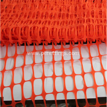 1 x 50m UV stabilised Orange Safety Mesh Fence
