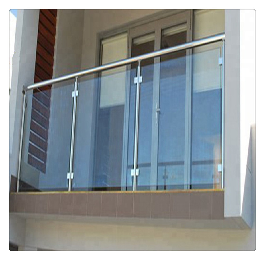 Balcony Tempered Glass Railing Cost