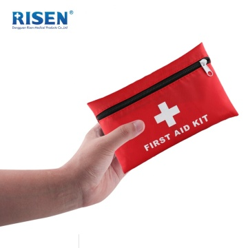 FDA/CE Outdoor Travel Emergency First Aid Kit