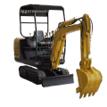 Price of mini 360 degree rotation mini excavator