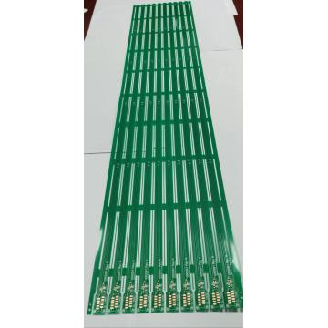 2 layer 1.2 meter long LED  PCB