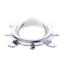 120/60 Degrees 44mm Lens + 50mm Reflector Collimator+ Fixed Bracket For 20W-100W LED Light Lamp Lenses LED Reflector Kit