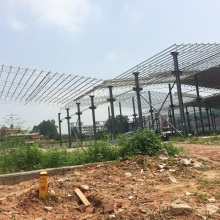 Light Weight Structural Frame Steel Construction