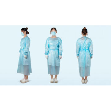Disposable Protection Suit For COVID 19