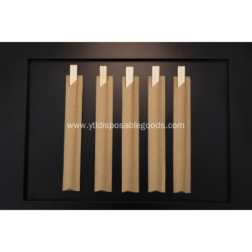 Biodegradable Wooden Tableware Chopsticks