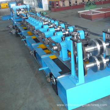 80-300 C Z Purlin Cold Roll Forming Machine