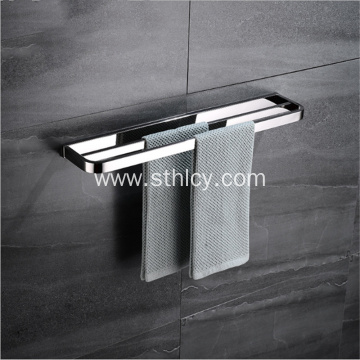 304 Stainless Steel Double Towel Rack Towel Bar