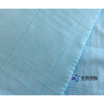 Colorful Checked Jacquard Woven 100% Cotton Fabric