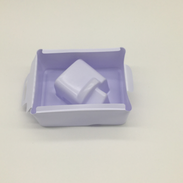 Custom inserted box PS blister packaging tray