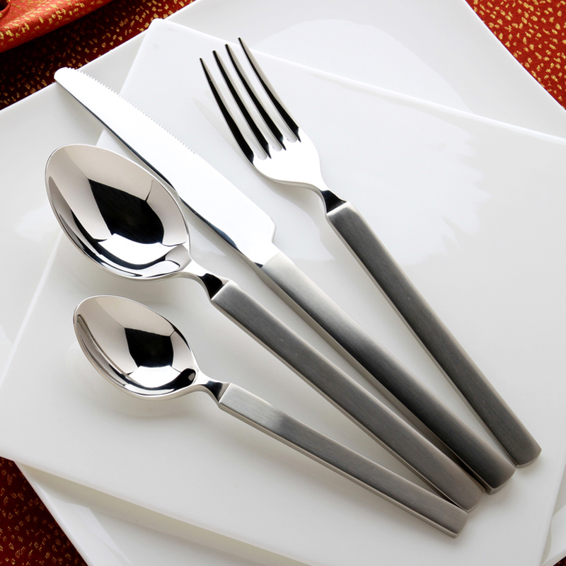 Gorgeous Stainless Steel Tableware