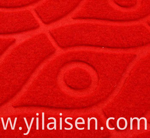 Polyester Embossed Mat 082