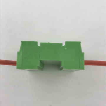 10pin pluggable male to female terminal block