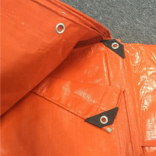 Super Heavy Duty Coated Orange presenning