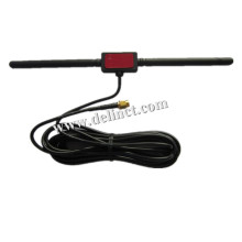 High Gain Digital TV Antenna with T-type