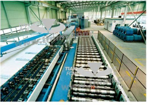 Continuous Sandwich Panel Equipment