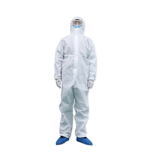 Direct Sterilized Coverall Disposable Protection Suit