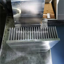Aluminum Spatula Profile Heat Sink for Heat Exchanger