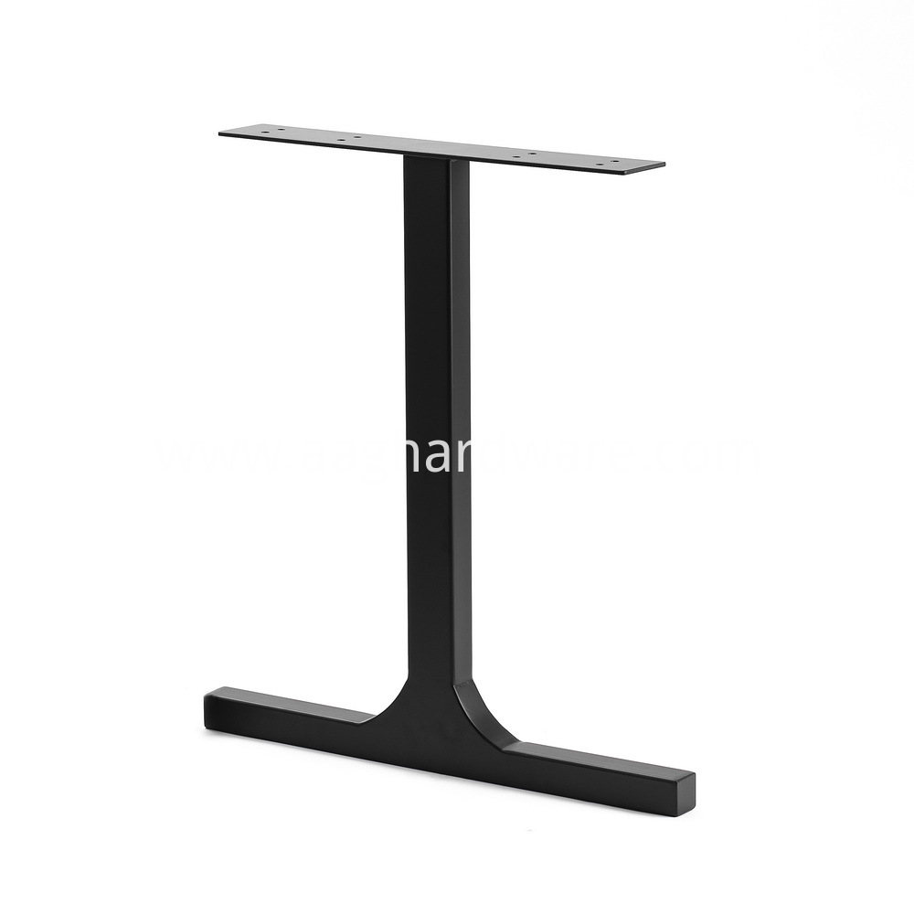 L Shaped Table Legs