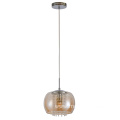 Indoor Single Hanging Glass Pendant Light