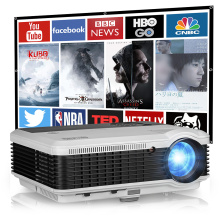 X88+/X88+AB Led Projector Support 1080P Full Hd Video For Home Cinema Theater Movie Portable Projector With Wifi Android