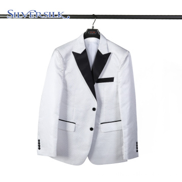 Turkey  Casual Party Suit Men Blazer Jackets White
