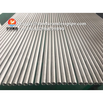 Stainless steel seamless tube ASTM A213 TP304L/TP316L
