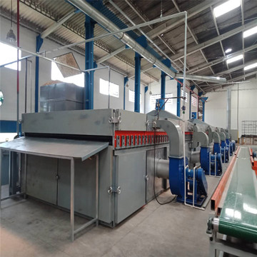 Automatic Veneer Dryers Equipments
