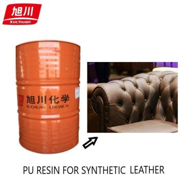 pvc leather use pu resins