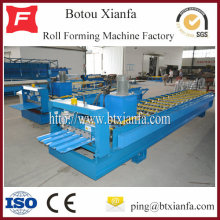 South Africa IBR Roof Sheet Roll Forming Machine