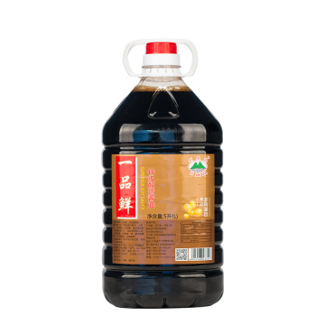 5L PET Drum Soya Sauce