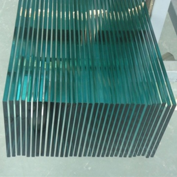 Custom Size Tempered Glass Panels For Roof