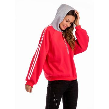 New Women's Hooded Sweater Women Sweatshirt