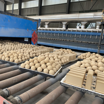 High Hardness Middle Alumina Ceramic Ball Indonesia