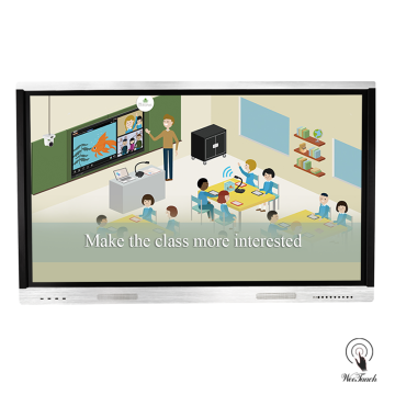 75 Mga Inches Win / Android OS Smart LCD Whiteboard