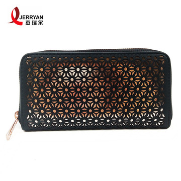 High Quality Slim Wallet Cell Phone Clutch Purses