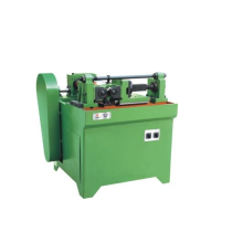 Screw Shank Nail Making Machine