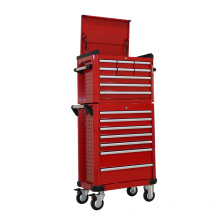 Industrial Steel Tool Chest and Mobile Tool Cabinet