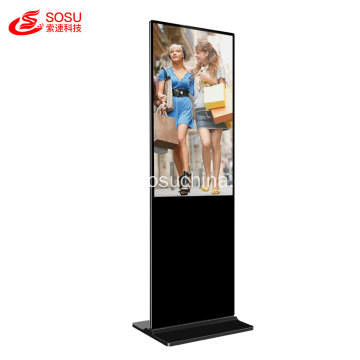 32inch~86inch lcd digital signage display Ads Player