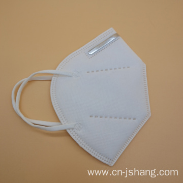 Disposable Mask Anti Pollution Dust Mask KN95 FFP2