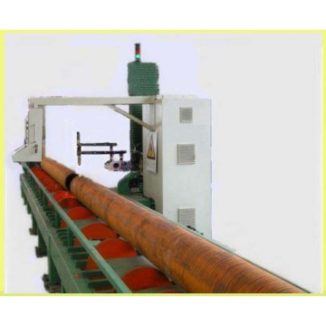 Intersecting Lines Pipe Cutting Robot